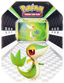 2011 Pokemon Spring Sneak-Peek Snivy Tin