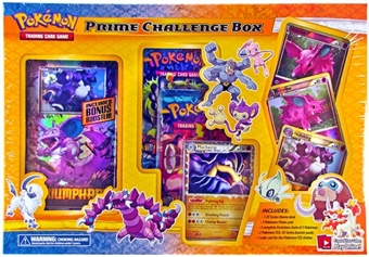 Pokemon HeartGold & SoulSilver Triumphant Prime Challenge Box