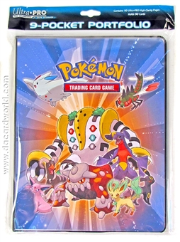 Ultra Pro Pokemon Generations 3 9-Pocket Portfolio Album (10 Pages)