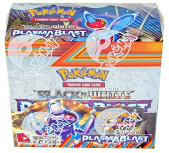Pokemon Black & White 10: Plasma Blast Booster Box