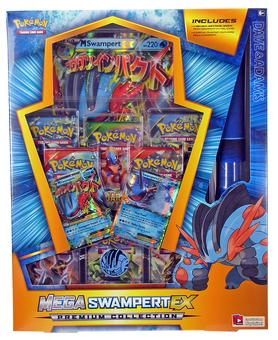 Pokemon Mega Swampert EX Premium Collection Box