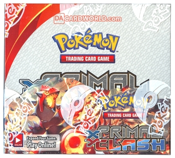 Pokemon XY Primal Clash Booster Box