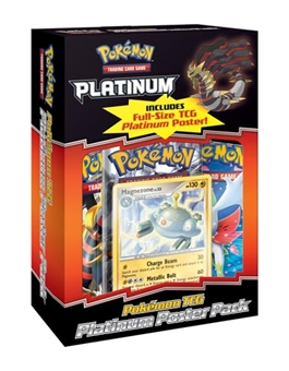 Pokemon Platinum Poster Box