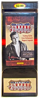 2011 Panini Americana Retail 36-Pack Box