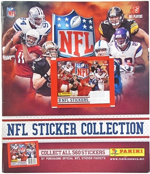 2010 Panini Football Sticker Album