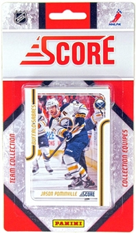 2011/12 Score Team Set Buffalo Sabres