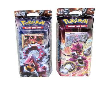 Pokemon XY Steam Siege Theme Deck - Set of 2