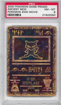 Pokemon Promo Single Ancient Mew - PSA 8 - *21822550*