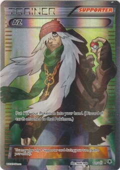 Pokemon XY Phantom Forces Single AZ FULL ART 117 - SLIGHT PLAY (SP)
