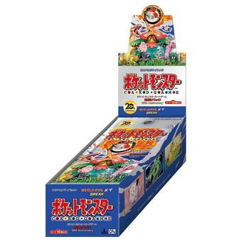 Pokemon XY CP6 Booster Box SEALED 20th Anniversary JAPANESE
