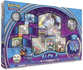 Pokemon Alola Collection: Lunala Box