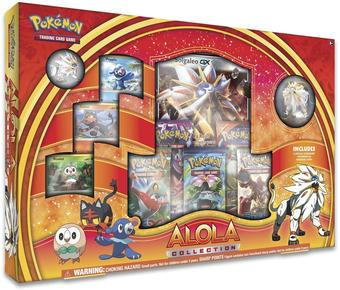 Pokemon Alola Collection: Solgaleo Box