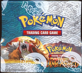 Pokemon HeartGold & SoulSilver Unleashed Booster Box