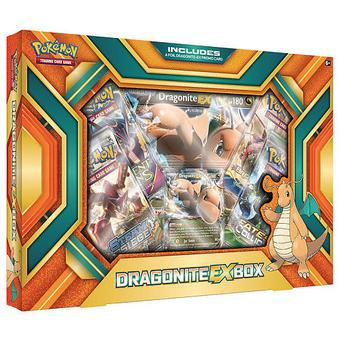 Pokemon Dragonite-EX Box