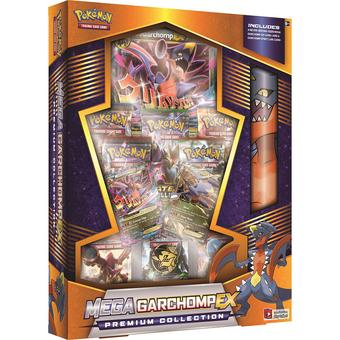 Pokemon Mega Garchomp-EX Premium Collection