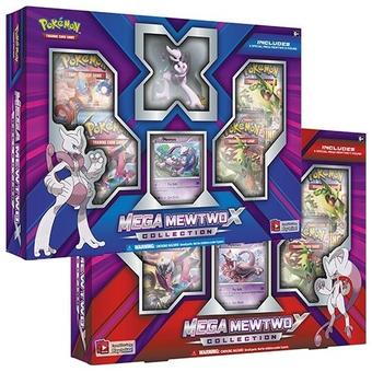 Pokemon Mega Mewtwo X/Y Collection 12-Box Case