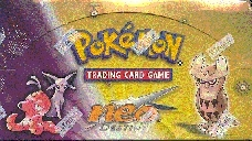 WOTC Pokemon Neo 4 Destiny Precon Theme Deck Box