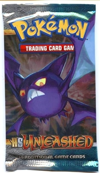 Pokemon HeartGold & SoulSilver Unleashed Booster Pack