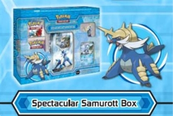 Pokemon Evolution Starter Box - Spectacular Samurott