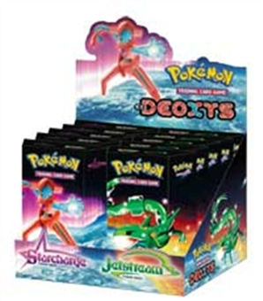 Pokemon EX Deoxys Theme Deck Box
