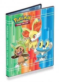 Ultra Pro Pokemon XY Starters 4-pocket Portfolio - Regular Price $6.99 !!!