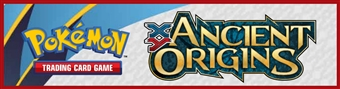 Pokemon XY Ancient Origins Theme Deck - Set of 2 (Presell)