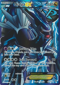 Pokemon Plasma Blast Single Dialga EX Full Art 99/101 - NEAR MINT (NM)