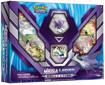 Pokemon Mega Latios Collection Box