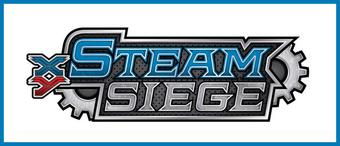 Pokemon XY Steam Siege Theme Deck Box (Presell)