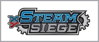 Pokemon XY Steam Siege Elite Trainer Box (Presell)