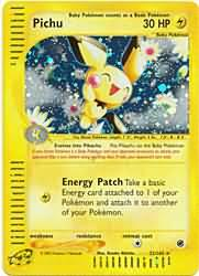 Pokemon Expedition Single Pichu 22/165 - NEAR MINT (NM)