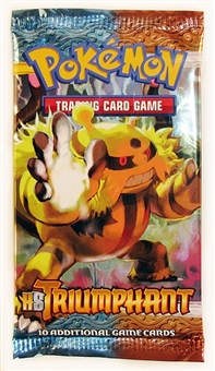 Pokemon HeartGold & SoulSilver Triumphant Booster Pack
