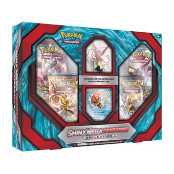 Pokemon Shiny Mega Shiny Gyarados Collection Box