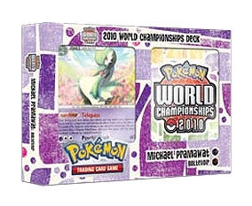 "Pokemon 2010 World Championship Deck - Michael Pramawat's ""Boltevoir"""