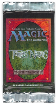 Magic the Gathering Homelands Booster Pack (Portuguese)
