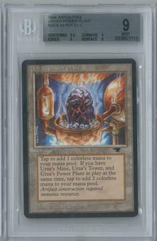 Magic the Gathering Antiquities Single Urza's Power Plant (Rock in Pot) BGS 9 (9.5, 9, 9, 9)