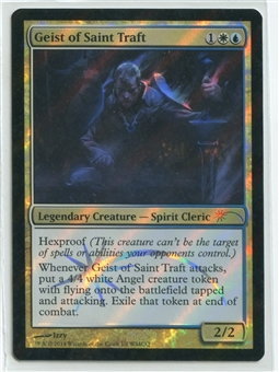 Magic the Gathering Promo Single Geist of Saint Traft WMCQ FOIL - NEAR MINT (NM)