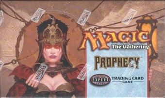 Magic the Gathering Prophecy Precon Theme Deck Box
