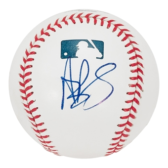 Albert Pujols Autographed Los Angeles Angels Official MLB Baseball (JSA) *Y04270