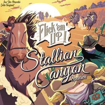 Flick 'em Up: Stallion Canyon Expansion (Pretzel Games)