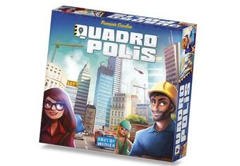 Quadropolis (Days of Wonder)