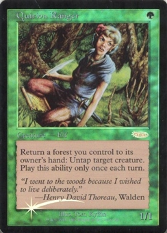 Magic the Gathering Promo Single Quirion Ranger Foil (DCI) - NEAR MINT (NM)