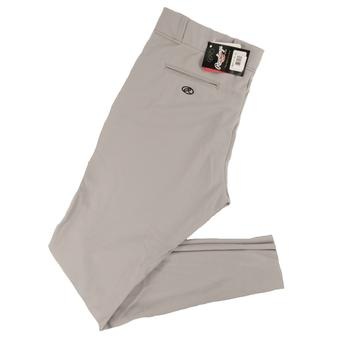 Rawlings Baseball Pants - Gray (Adult Medium 32)