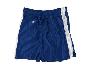 Rawlings Baseball Shorts - Blue/White (Adult L)