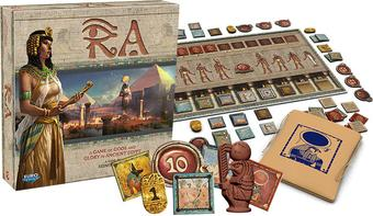 Ra (Windrider Games) (Presell)