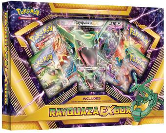 Pokemon Rayquaza EX Premium Collection Box