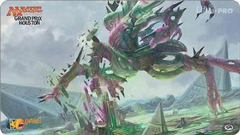 Magic the Gathering Grand Prix Houston Reality Smasher Playmat