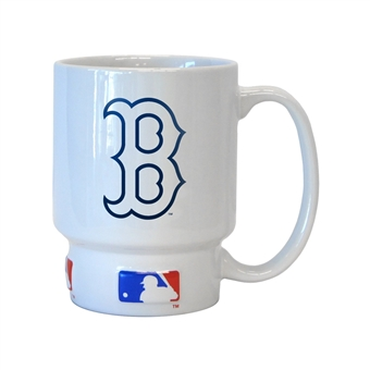 Boston Red Sox Batter Up Sculpted Coffee Mug