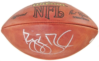 Reggie Bush Autographed Official NFL Wilson Football