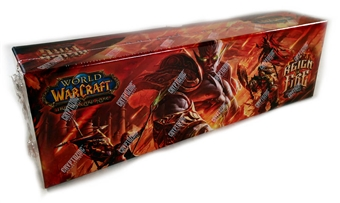 World of Warcraft Reign of Fire Epic Collection Box